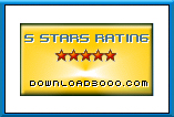 5 stars on Download3000.com
